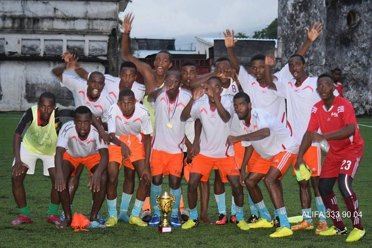 Football : Coupe des Comores, District Centre-Moroni Finale, conquise de justesse par Amisco