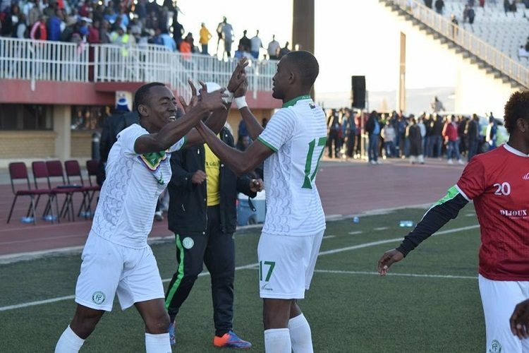 image Football : Championnat d'Afrique des Nations à Lesotho Comores s'incline (1-0) mais consolide une option salutaire